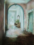 Sortie: oil on canvas