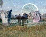 """""""Turning Circle"""" digital collage"""